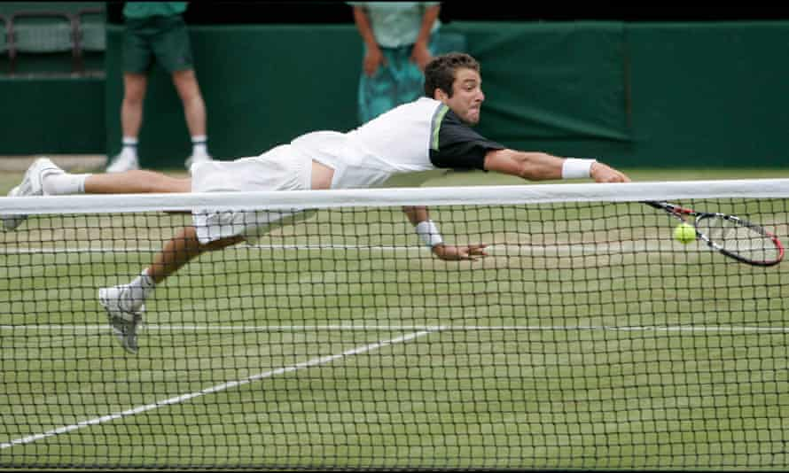 Justin Gimelstob won two grand slam mixed doubles titles alongside Venus Williams and was once ranked No 63 in the world in men's singles.