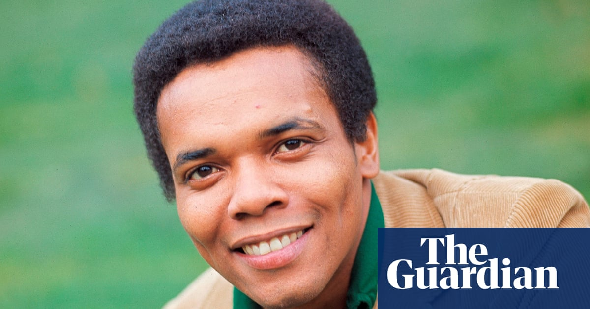 Johnny Nash, reggae singer best known for I Can See Clearly Now, dies aged 80