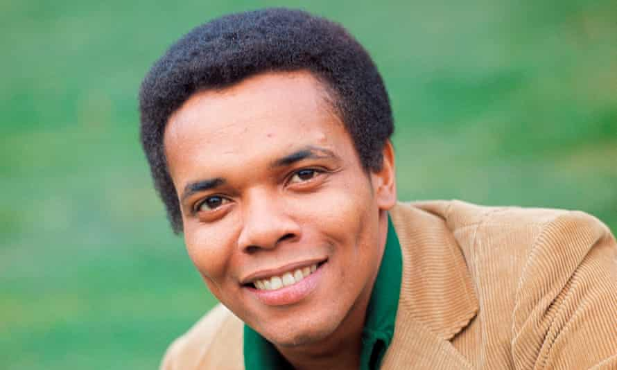 Johnny Nash at the height of his fame in 1972
