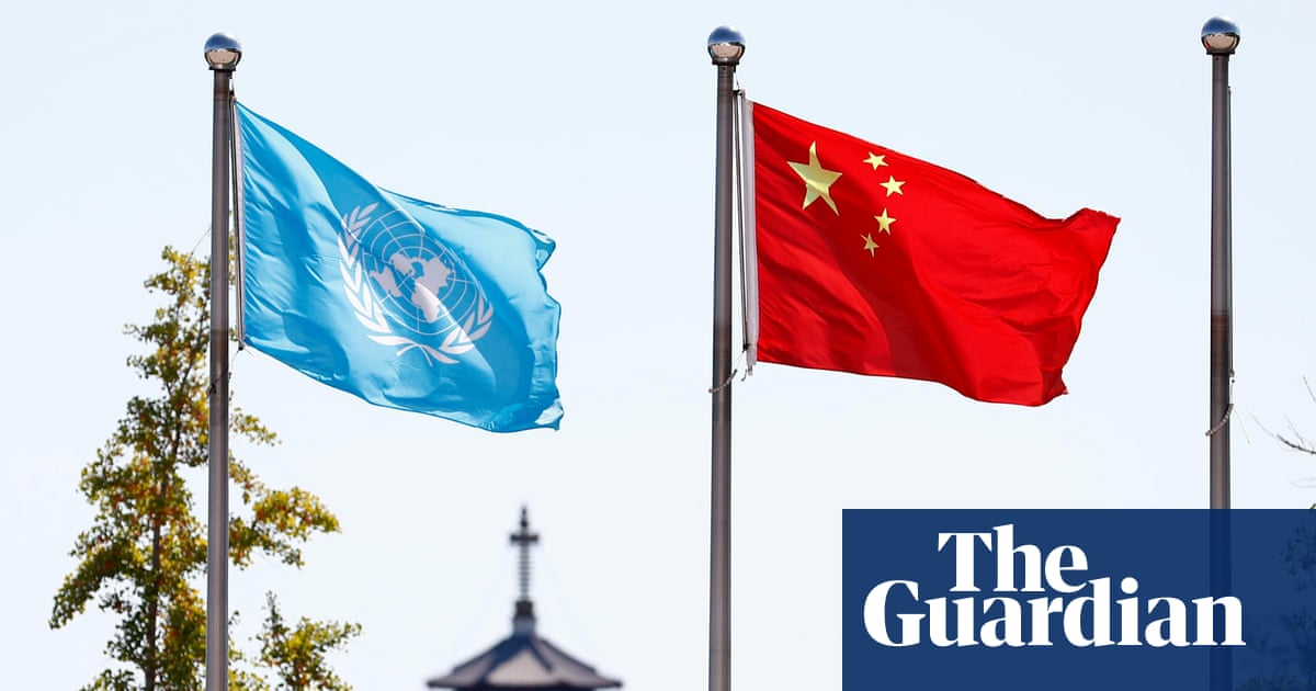 US wants to help Taiwan participate 'meaningfully' in UN, as China prepares to mark key anniversary