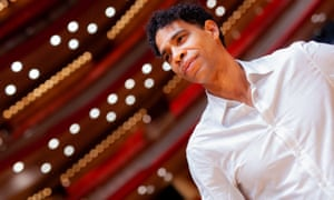 'I want the level of the dancers to be raised dramatically' … Birmingham Royal Ballet's artistic director Carlos Acosta.