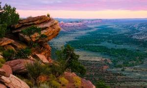 Comb Ridge in Bears Ears National Monument, San Juan County, Utah