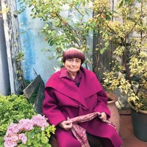 Agnès Varda in Varda, Agnès.