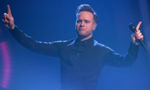 'Something happened that day' ... Murs performing on The Voice.