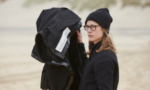 Project: Breakthrough Journeys - Molly Windsor On Set of Make Up Location: St Ives Bay Holiday Park, Cornwall Date: 15 May 2018Claire Oakley (Director)