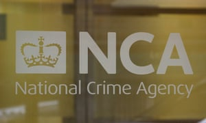 National Crime Agency said attacks on its website were 'a fact of life'.