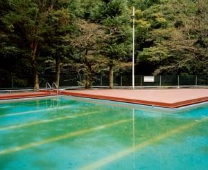 Hotel Pool, Osaka-fu, 2014