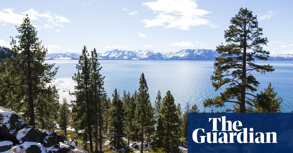 Lake Tahoe water level hits four-year low as drought pummels tourist spot