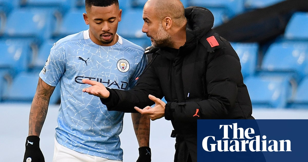 Manchester City quintet miss Chelsea trip after positive Covid tests