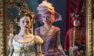A Nutcracker Christmas Cast.The Nutcracker And The Four Realms Review A Festival Of
