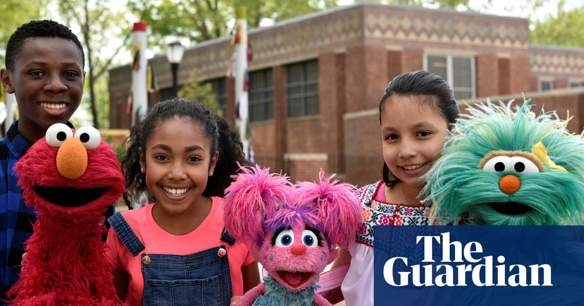 How the new season of Sesame Street stands up against racial hatred