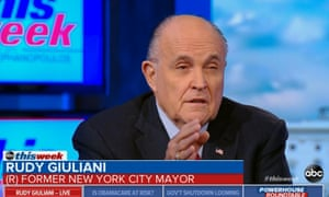 Giuliani: 'I do have a mastery of the facts, which is why I can spin them honestly, argue them several different ways.'
