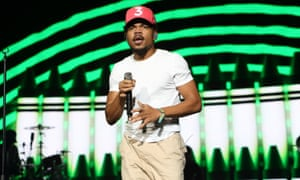 Chance The Rapper Performs at Brixton Academy