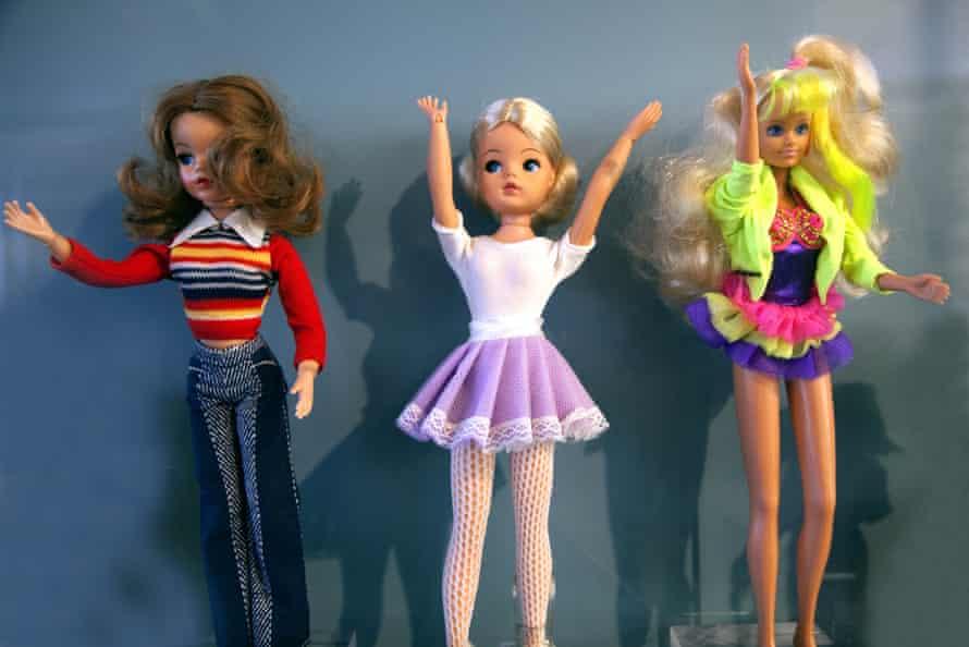 Sindy dolls
