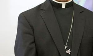 Priest cloth