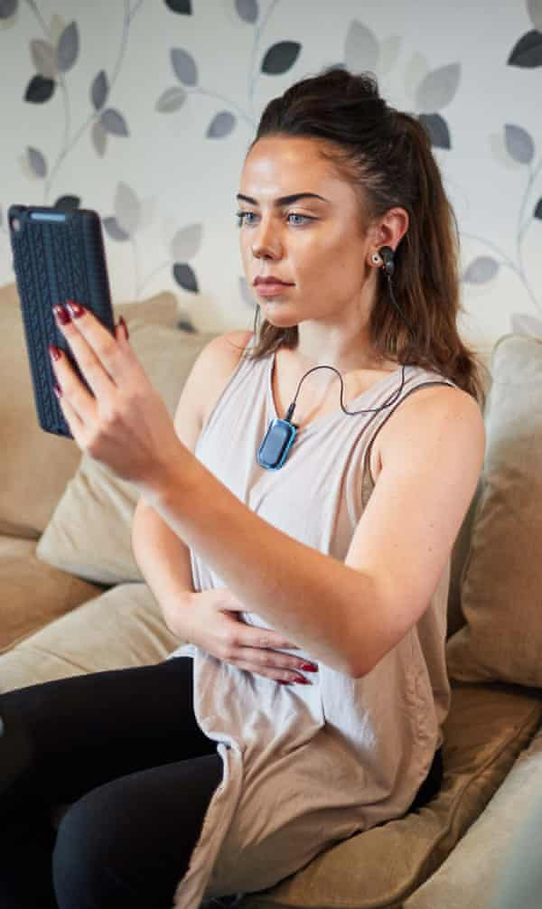 Three-quarters of players reported getting better at staying calm within the game, and a quarter said they had started using the techniques in everyday life.