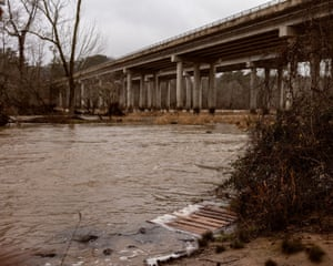 PFAS have been detected in North Carolina's Haw River in quantities that give concern to nearby residents, especially in Pittsboro where their water comes directly from the river.