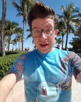 Justin Warner, freelancer in food from the US