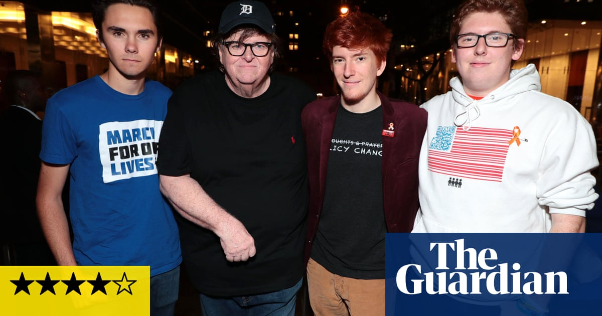 Fahrenheit 11/9 review: Michael Moore's blistering barrage