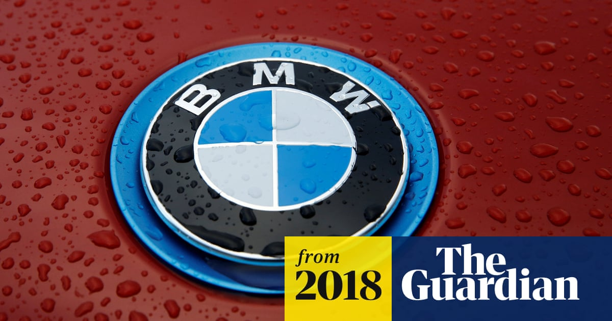 BMW to recall more than 300,000 cars in UK over stalling
