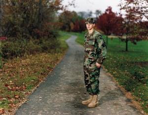 Gabe, 21 Junior Major: Strategic Intelligence Army Cadet