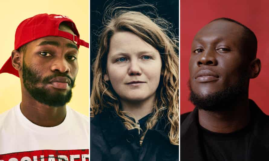 Dave, Kate Tempest and Stormzy