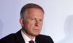 Ilmars Rimsevics is governor of the Bank of Latvia and sits on ECB council.