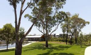 Fairwater community near Blacktown in New South Wales