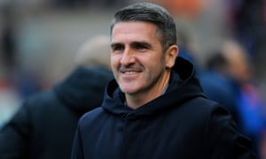 Ryan Lowe says: 'Why can't Bury play like Liverpool or Manchester City? I think it's the best way.'