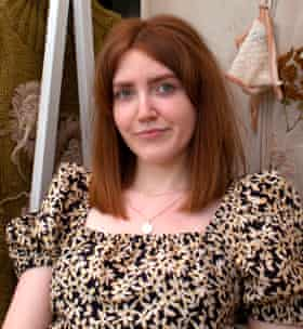 Headshot of fashion student Amy Goacher