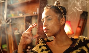 Zawe Ashton as Vod Fresh Meat