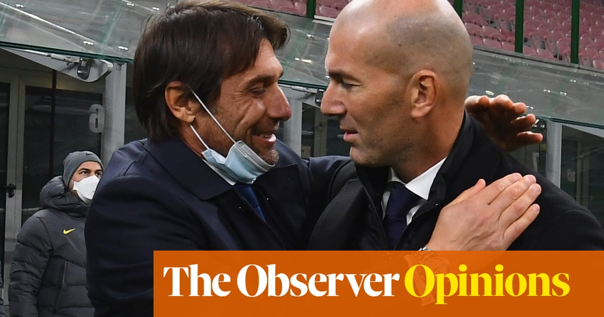 Managerial carousel mirrors the desperate crisis enveloping Europe's elite clubs
