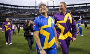 Cricket  matches - such as the 2015 All-Star exhibition game at New York's Citi Field – can attract big crowds. But interest is limited in the US mainstream