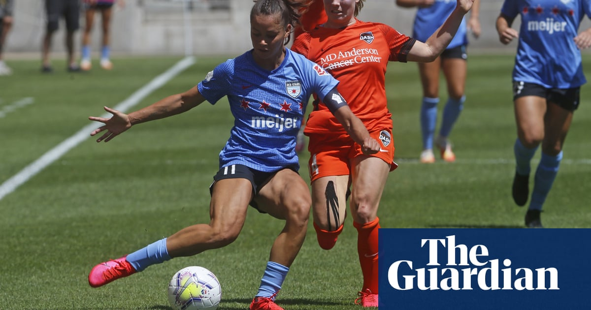 NWSL opens probe after Sarah Gorden accuses security guard of racial profiling