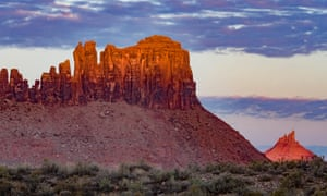 Donald Trump was lobbied by an energy company for permission to mine uranium in the Bears Ears national monument in Utah.