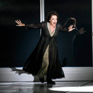 Hear her live in Stockholm. Nina Stemme as Brünnhilde in Siegfried at the Royal Opera House in London 2018.