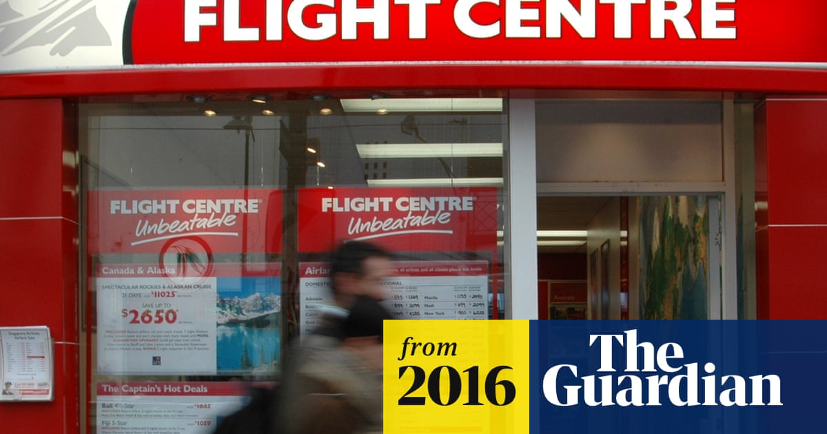 Flight Centre faces $11m fine after court finds it tried to