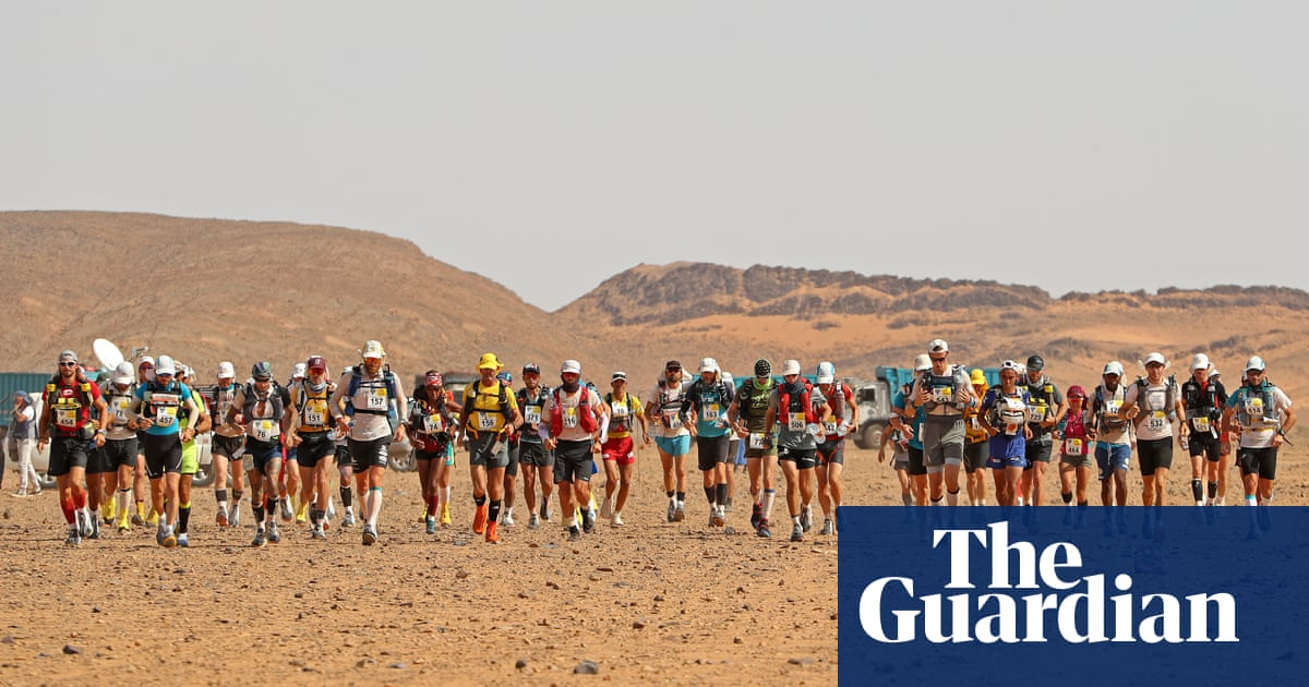 Marathon des Sables runners say organisers failed in duty of care