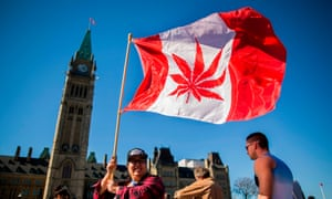 Cannabis for recreational use will be legal in Canada in the autumn, but it has been legal medical purposes since 2001.