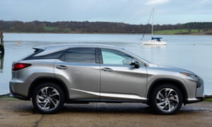 Lexus RX 450h: car review | Technology | The Guardian