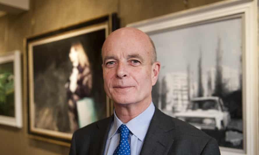 Sir John Scarlett, co-owner of SC Strategy.