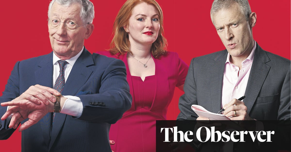 Answer me this: we quiz the gameshow hosts | Television