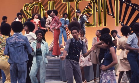 The Soul Train Dancers.<br>The Soul Train Dancers on episode 115, aired 11/2/1974. (Photo by Soul Train via Getty Images).
