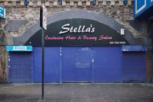 Stella's Exclusive Hair and Beauty Salon, 7 Atlantic Road.