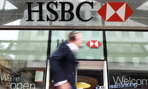 HSBC first-quarter profitsepa07543897 (FILE) - A pedestrian walking past a HSBC bank branch in London, Britain, 09 June 2015, reissued 03 May 2019. HSBC reported on 03 May 2019 a profit after tax up 31 percent to 4.9 biliion US dollars or 4.39 billion euros for the first quarter of 2019 up from the first quarter of 2018. EPA/ANDY RAIN *** Local Caption *** 52589006