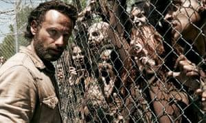 Rick Grimes of The Walking Dead