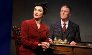 """... hers is a high-voltage performance, pulsating with alternating currents' ... Rachel Weisz in Plenty."