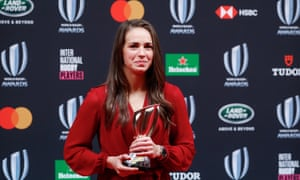 , Emily Scarratt focuses on France after whirlwind week and world award, Top Breaking News, Top Breaking News