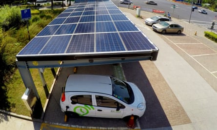 Apart from limiting carbon dioxide emissions, electric cars can also improve the local air quality in cities by moving emissions from cars to power plants.