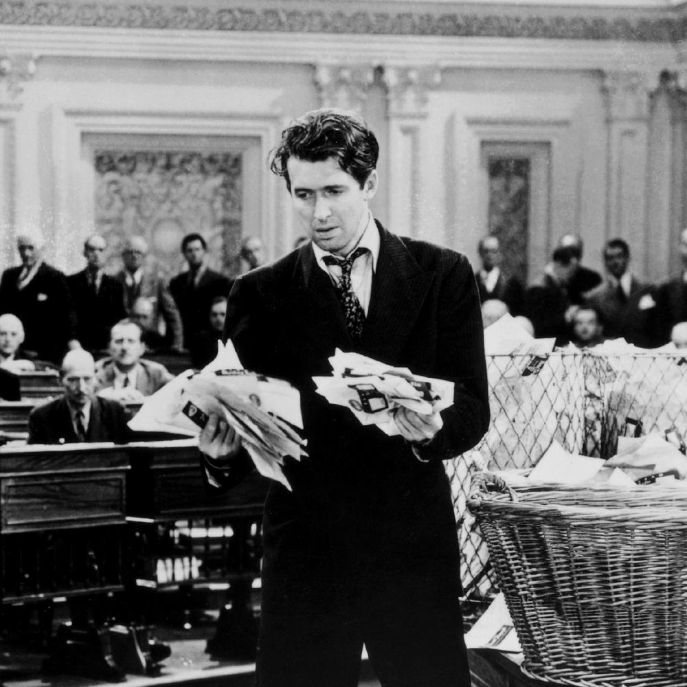 1939, MR. SMITH GOES TO WASHINGTON